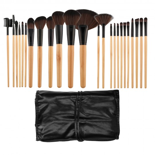 MIMO by Tools For Beauty, Set de 24 Brochas de Maquillaje