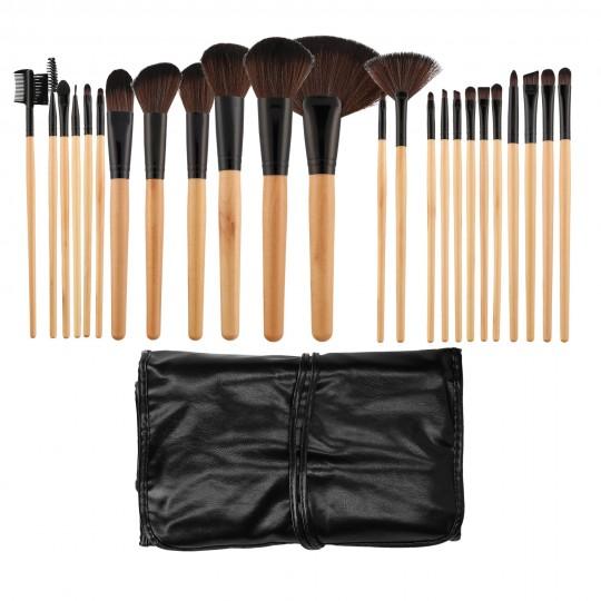 MIMO by Tools For Beauty, Set de 24 Brochas de Maquillaje