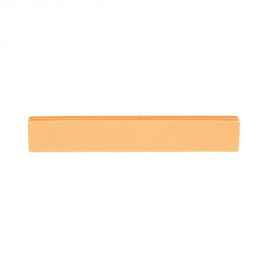 MIMO by Tools For Beauty, Buffer Pulidor de Uñas Naranja, Recta, 100/180