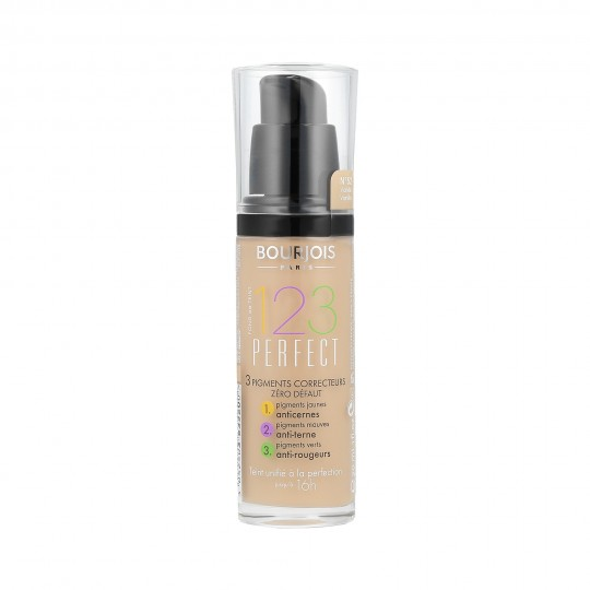 Bourjois 123 Perfect Base de maquillaje 30ml - 1
