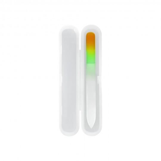 MIMO Lima de Uñas de Cristal con Estuche - 1