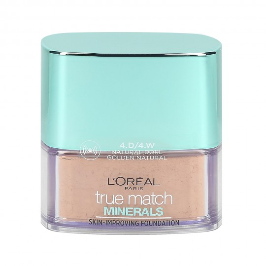 L'OREAL PARIS TRUE MATCH Base mineral en polvo 10g