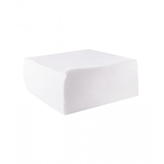 Eko - Higiena Toallitas cosméticas perforadas 38x25cm (100 piezas)
