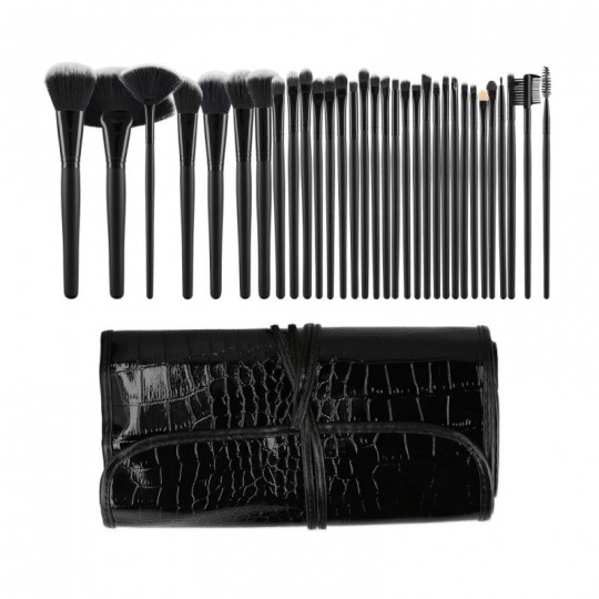 MIMO by Tools For Beauty, Set de 32 brochas de maquillaje - 1