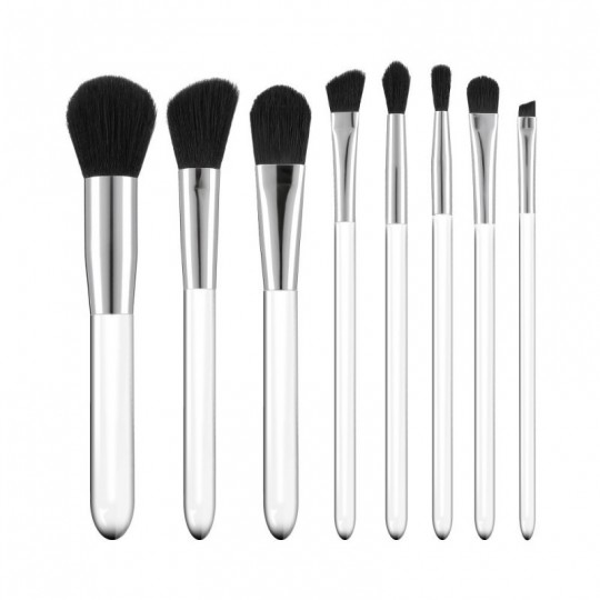MIMO by Tools For Beauty, Set de 8 brochas de maquillaje - 1