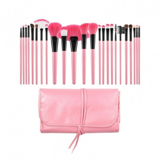 MIMO by Tools For Beauty, Set de 24 brochas de maquillaje - 1