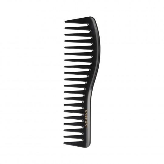 Kashōki by Tools For Beauty, Peine para cabello grueso y rizado SACHIKO - 1