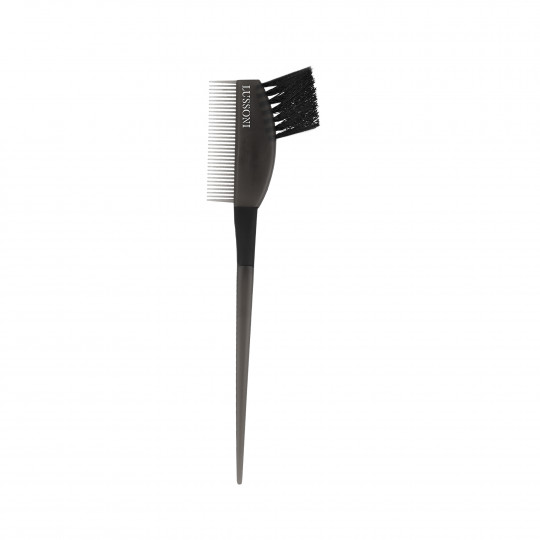 LUSSONI by Tools For Beauty, TB 033 Pincel para Tinte de Doble Cara