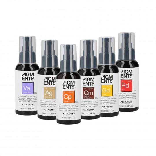 Alfaparf Pigments Pigmentos concentrados para cabello 90ml