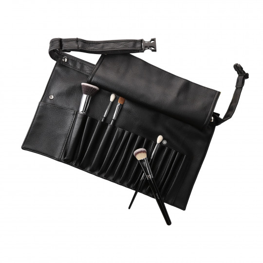 LUSSONI by Tools For Beauty, Cinturón para Brochas de Maquillaje