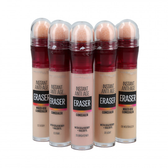 MAYBELLINE The Eraser Eye Concealer Corrector 6,8 ml - 1