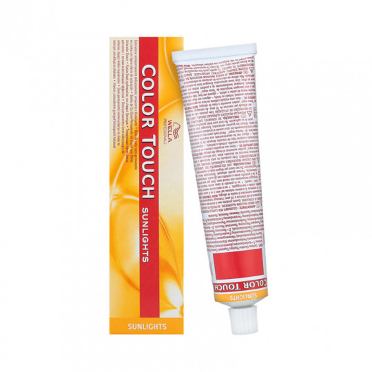WELLA PROFESSIONALS COLOR TOUCH Sunlights Tinte sin amoniaco 60ml