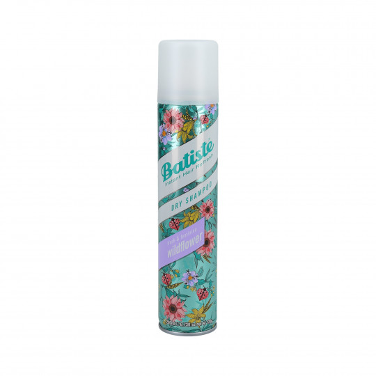 BATISTE WILDFLOWER Champú seco 200ml