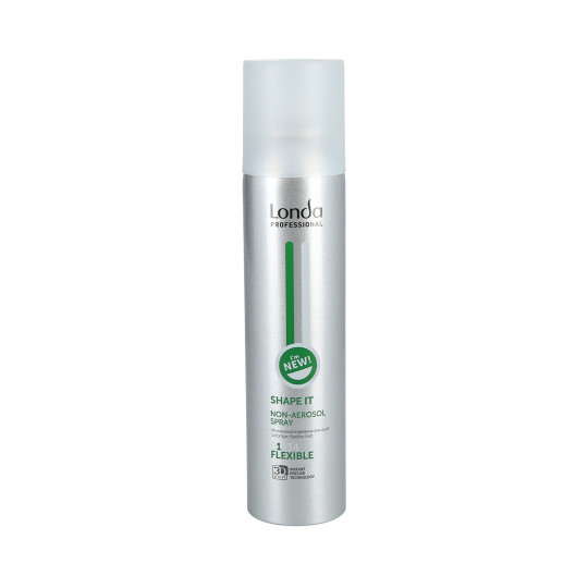 LONDA STYLING Shape It Laca sin aerosol 250ml - 1