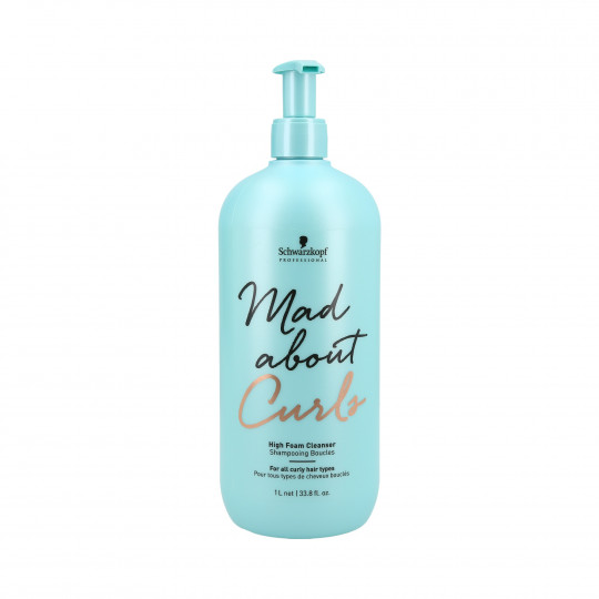 BC MAD ABOUT CURLS CLEANSER HIGH FOAM 1L