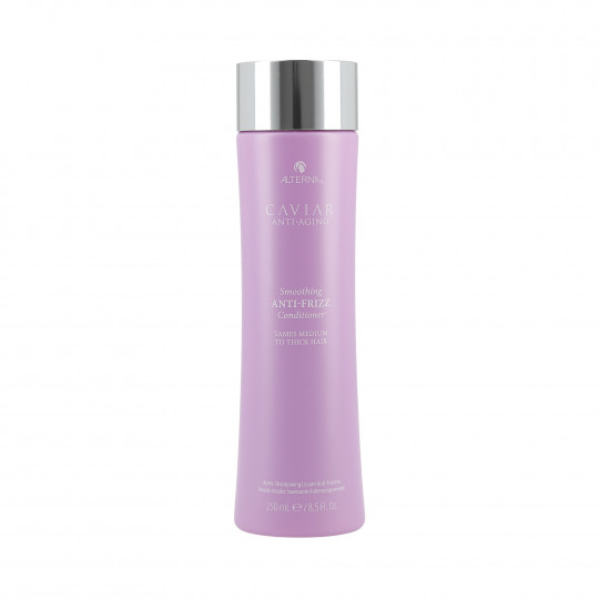 ALTERNA CAVIAR ANTI-AGING SMOOTHING ANTI-FRIZZ Acondicionador suavizante 250ml - 1