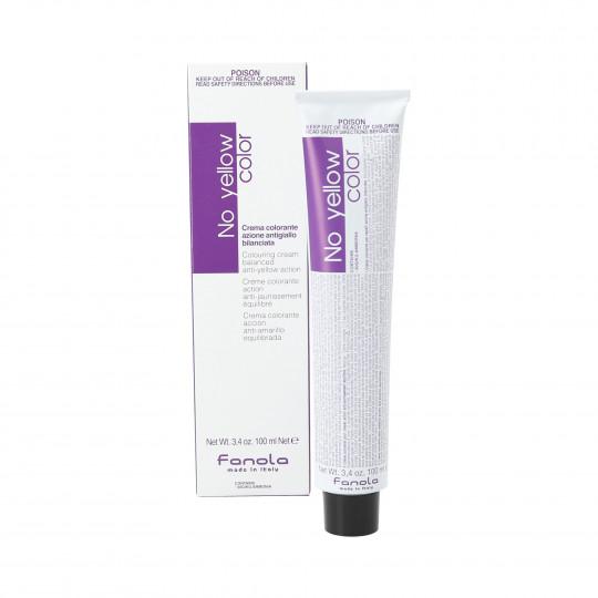 FANOLA Crema colorante capilar para cabello rubio 100ml - 1