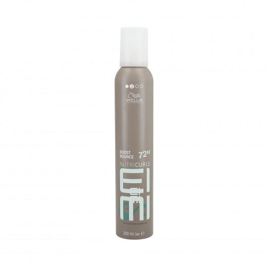 WELLA PROFESSIONALS EIMI NUTRICURLS Boost Bounce Foam cabello rizado 300ml