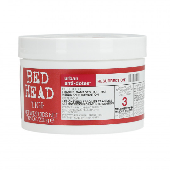 TIGI BED HEAD URBAN ANTIDOTES Resurrection Mascarilla 200ml - 1