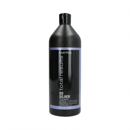 TR COLOR OBSESSED SO SILVER CONDITIONER 1L