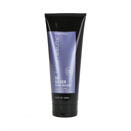 TR COLOR OBSESSED SO SILVER MASK 200ML