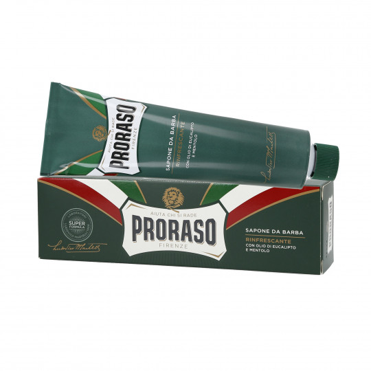PRORASO GREEN Jabón refrescante 150 ml