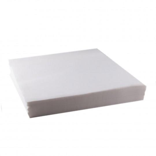 Eko - Higiena Toalla Bio-Eko para la pedicura 50 cm / 40 cm 100 piezas - 1