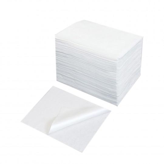 Eko - Higiena Toalla de tela sin tejer para la pedicura 50 cm / 40 cm 100 piezas