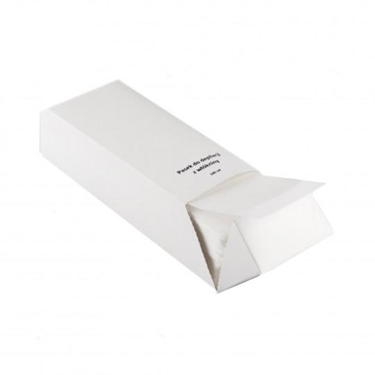 Eko - Higiena Tiras para depilación de tela no tejida - paquete (100 piezas)