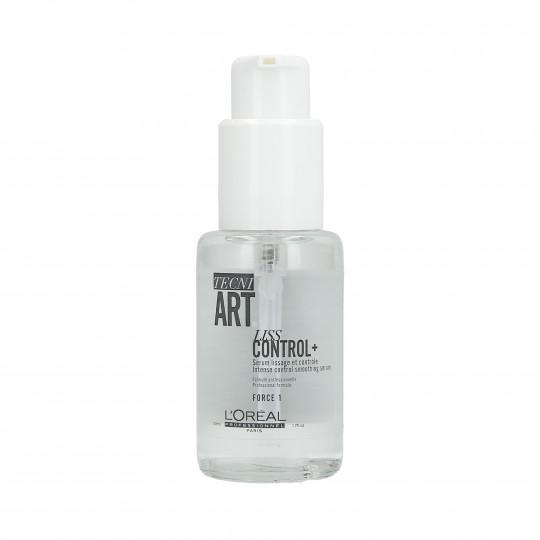 L'OREAL PROFESSIONNEL TECNI-ART Liss Control Suero suavizante para el cabello 50ml