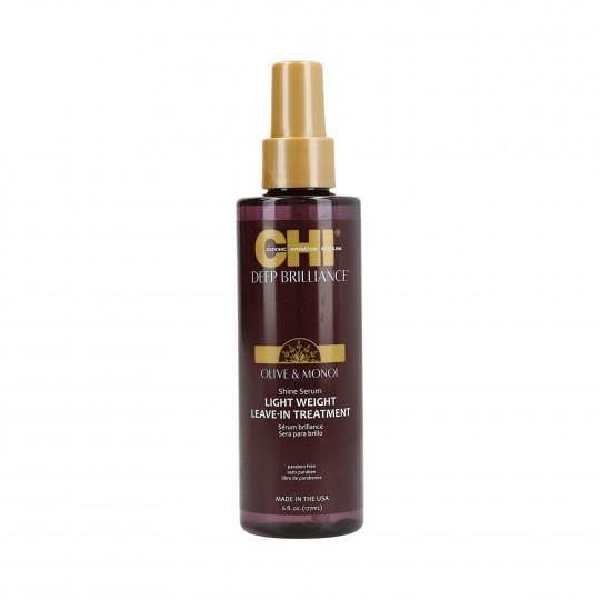 CHI DEEP BRILLIANCE Olive&Monoi Sérum para el cabello 177ml