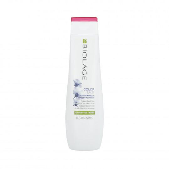 BIOLAGE COLORLAST Purple Champú para cabello rubio 250ml - 1