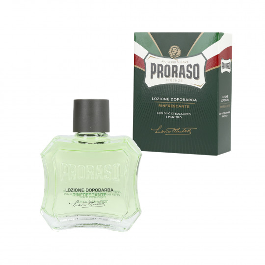 PRORASO GREEN LINE AFTERSHAVE LOTION 100ML
