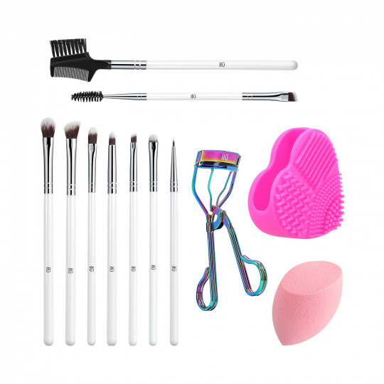 ilū by Tools For Beauty, More Than Meet The Eyes - Set Brochas de Maquillaje - 1