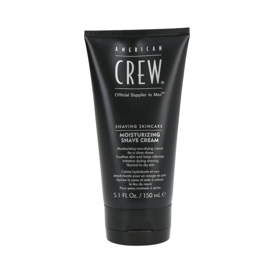 AC SHAVE MOISTURINING CREAM 150ML