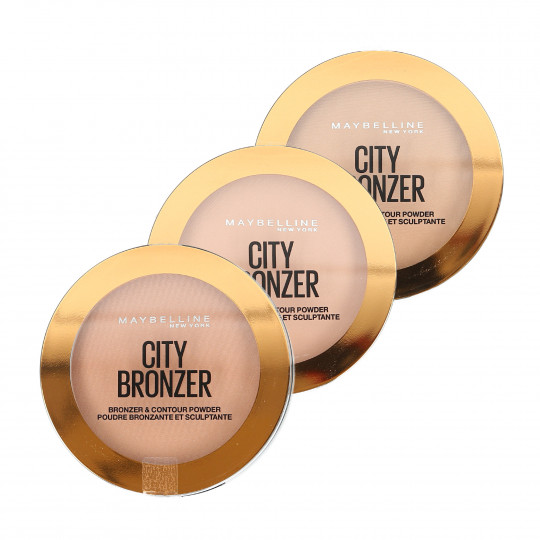 CITY BRONZER POWDER (PRICE)
