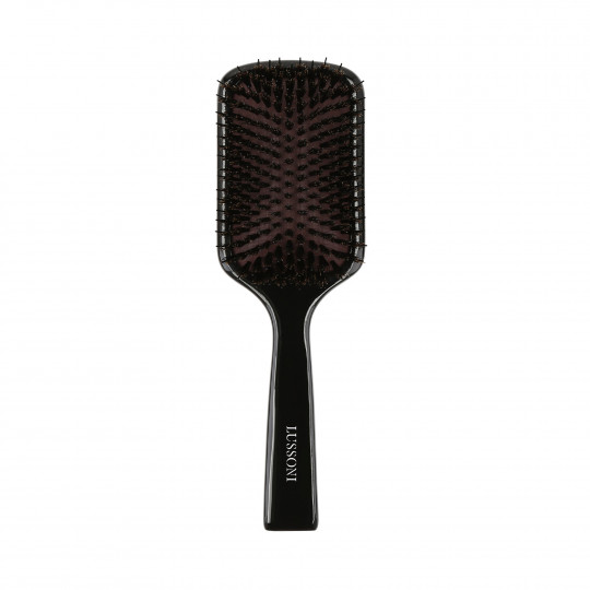 LUSSONI HR BRUSH NATURAL STYLE PADDLE