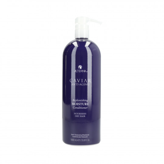ALTERNA CAVIAR ANTI-AGING REPLENISHING MOISTURE Acondicionador hidratante 1000ml
