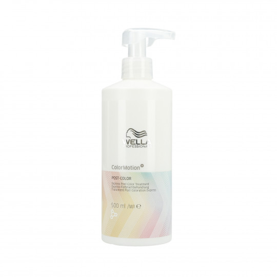 WPC COLOR MOTION POST COLOR TREATMENT 500ML
