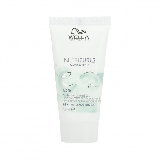 WPC NUTRICURLS MASK 30ML