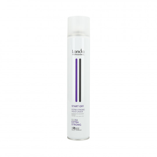 LONDA STYLING Start Off Laca extra fuerte 500ml - 1