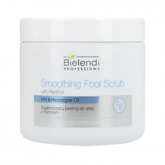 BIEL FOOT PROGRAM PEELING WITH MENTHOL 600G