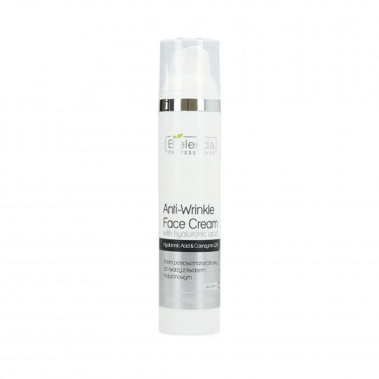Bielenda Professional Crema antiarrugas con ácido hialurónico SPF 15 100ml
