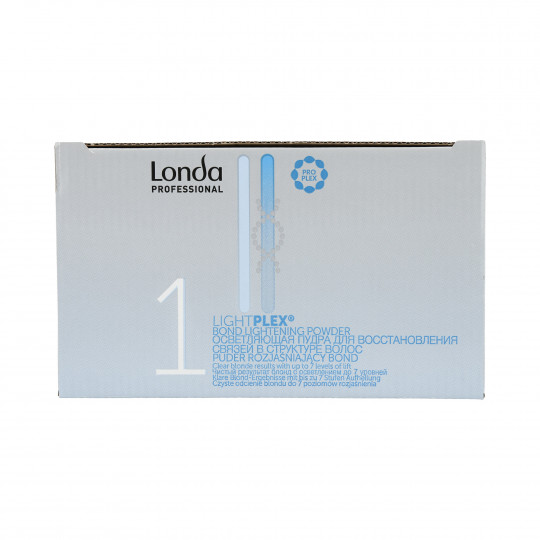 LONDA LIGHTPLEX 1 Bond Polvo Decolorante 2x500g - 1