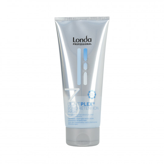 LONDA LIGHTPLEX 3 Mascarilla fortalecedora post decoloración 200ml - 1