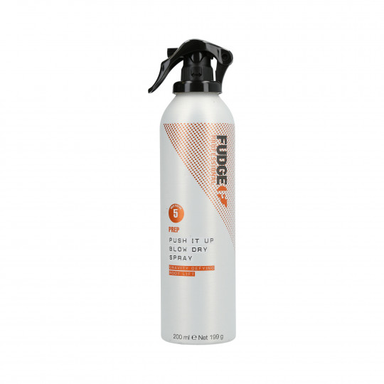 FUDGE PROFESSIONAL Push It Up Spray termoprotector voluminizador 200ml - 1