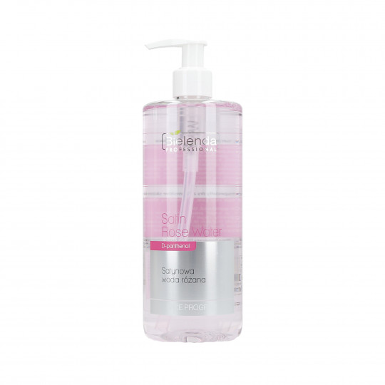 BIEL FACE SATIN ROSE WATER 500ML