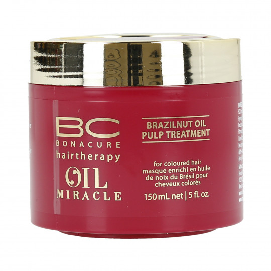SCHWARZKOPF PROFESSIONAL BC OIL MIRACLE Brazilnut Oil Mascarilla para cabello 150ml - 1