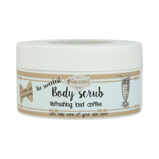 NACOMI Body Scrub Exfoliante corporal - café con hielo 125g - 1