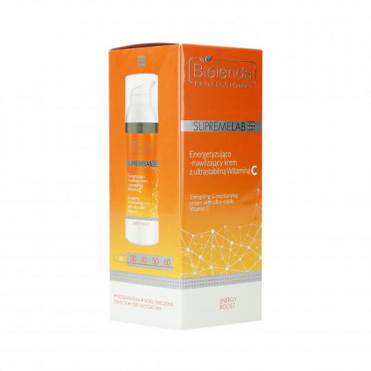 BIELENDA PROFESSIONAL SUPREMELAB Crema energizante con vitamina C 50ml - 1